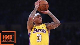 Los Angeles Lakers vs Denver Nuggets 1st Half Highlights / March 13 / 2017-18 NBA Season