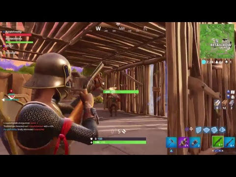 FortniteBR 50v50 w/Purple, Zent and NZ