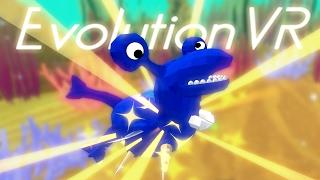 Evolution VR - Lock Ness Monster Shark! - Let's Play Evolution VR Gameplay