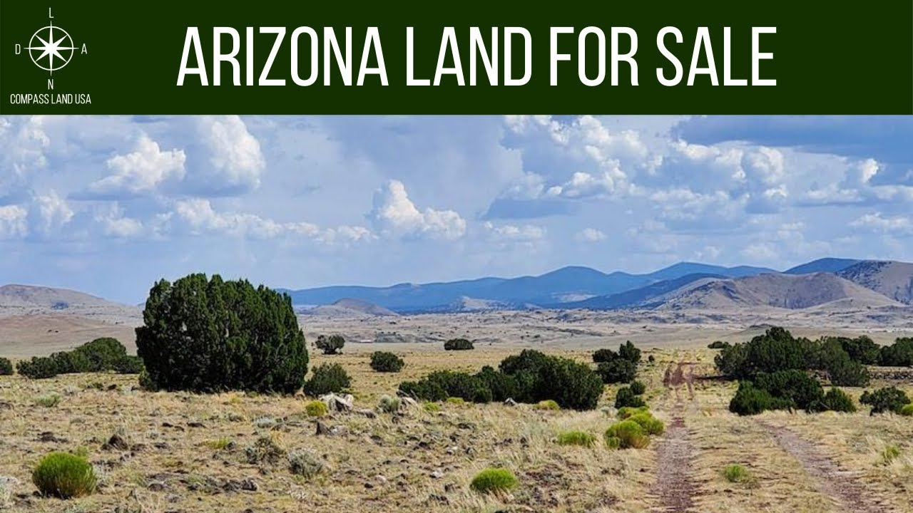 SOLD By Compass Land USA -1.23 Acres Land for Sale In Concho Apache County Arizona