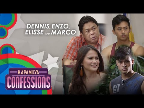 Kapamilya Confessions with Dennis, Enzo, Elisse, and Marco | YouTube Mobile Livestream