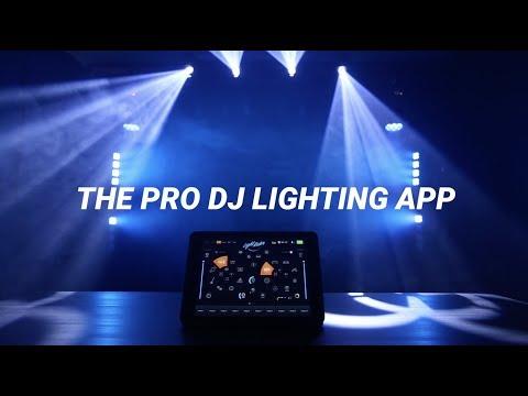 Light Rider - The Pro DJ Lighting App
