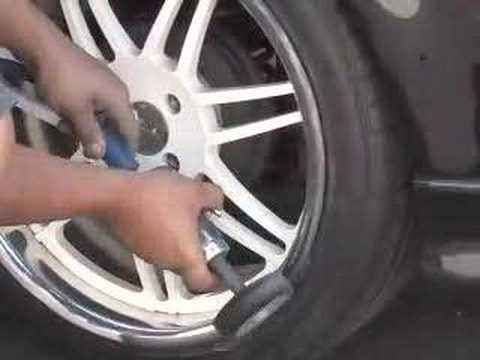 San Diego Mobile Alloy Wheel Rim Repair Restoration Youtube