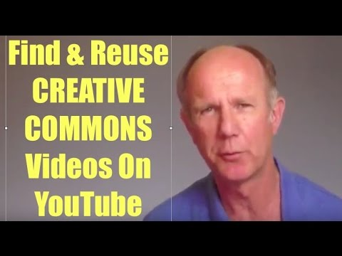 How To Find & Reuse Creative Commons Videos On YouTube