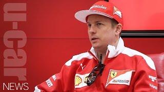 現役F1賽車手Kimi Raikkonen特別訪問