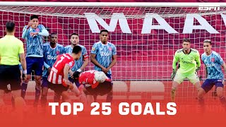 TOP 25 GOALS ⚽️🔥 | Week 8 | ESPN