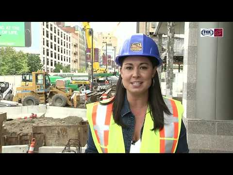 In-depth Look At Renovations Going On At Quicken Loans Arena