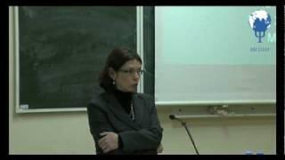 Публичная лекция Т.В.Ахутиной и Т.Ю.Хотылевой