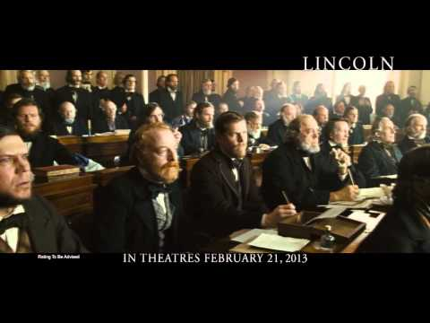 Lincoln - Official Trailer #1 [HD]