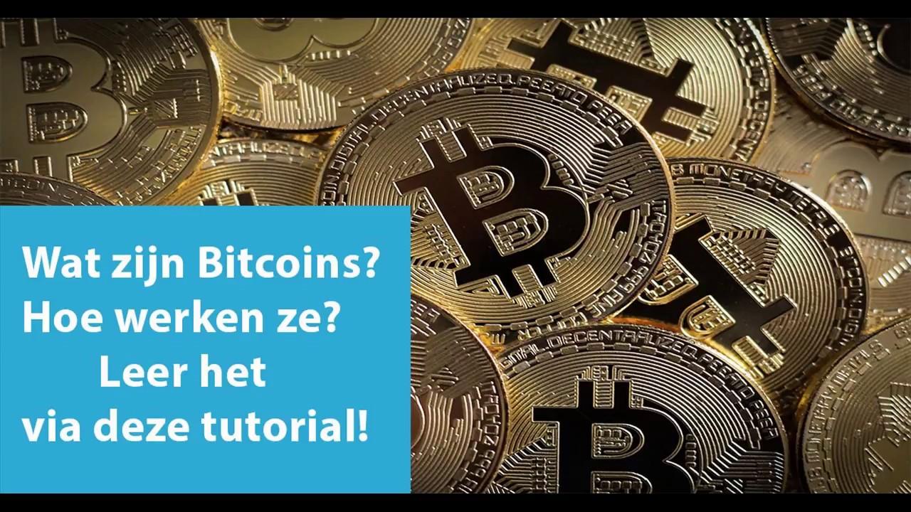 Bitcoin is een ruilmiddel, geen geld