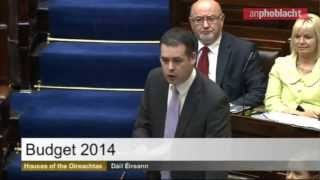 Budget 2014: Taoiseach silent on fat cats, attacks young unemployed