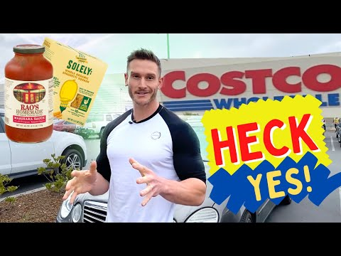 Costco's Newest Keto Items for 2021!