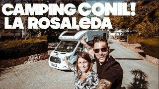 CAMPING LA ROSALEDA CONIL (TODA LA INFORMACIÓN)  | VLOG 165