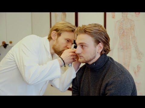 Tiếng Thụy Điển bài 23: Tại phòng khám bác sĩ