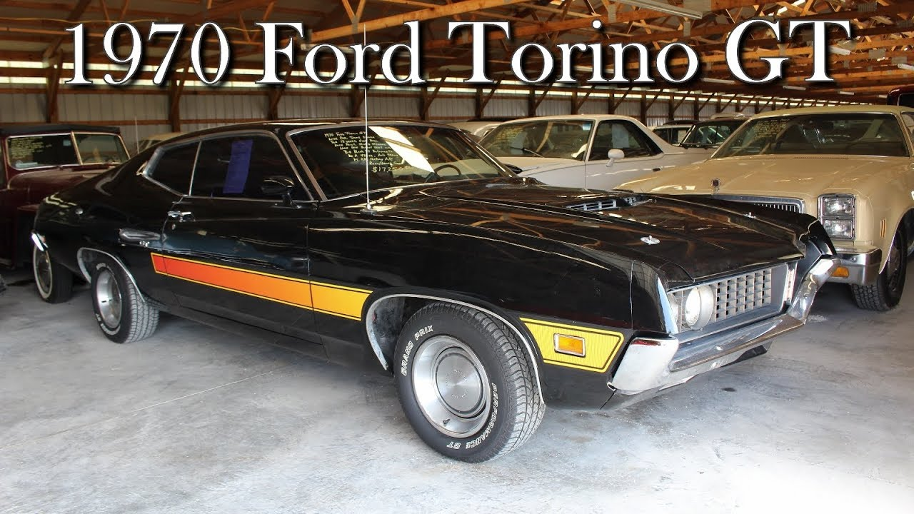 Ford Torino Gt  Cobra Jet Country Classic Cars