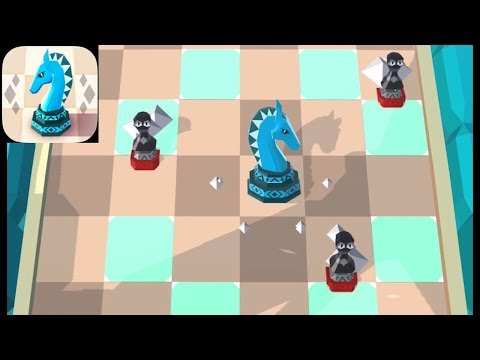 Knight Quest : The Chess Runner ( IOS / Androi ) Gameplay - Trailer