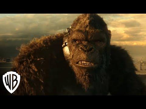 Godzilla vs. Kong   Godzilla Meets Kong   Warner Bros. Entertainment