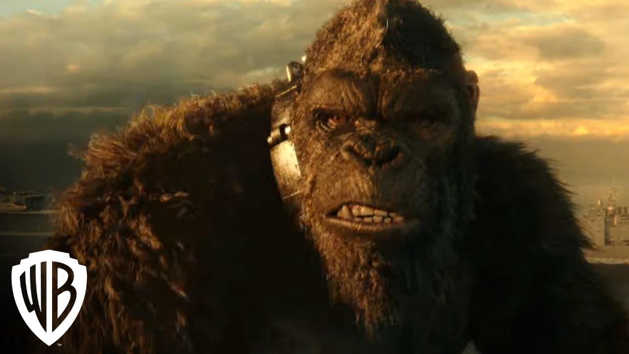 Download Godzilla vs. Kong | Godzilla Meets Kong | Warner Bros. Entertainment