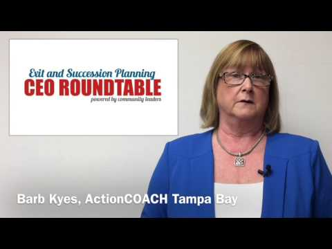 Exit and Succession Planning CEO Roundtable Tampa Bay