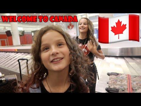 Welcome to Canada 🇨🇦 (WK 341.7) | Bratayley