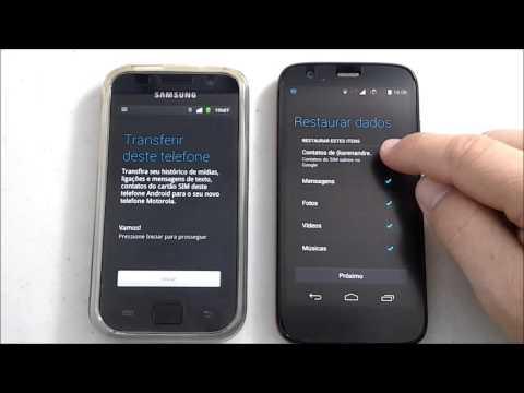 Migração Motorola - Saiba como usar este recurso na prática