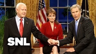 Update Thursday: Bush Endorsement - Saturday Night Live