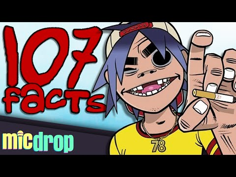 107 Gorillaz Music Facts YOU Should Know (Ep. #19) - MicDrop