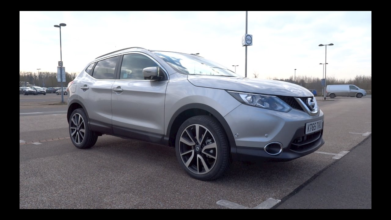2016 Nissan Qashqai 1.6 DCi 130 2WD Tekna Start-Up And