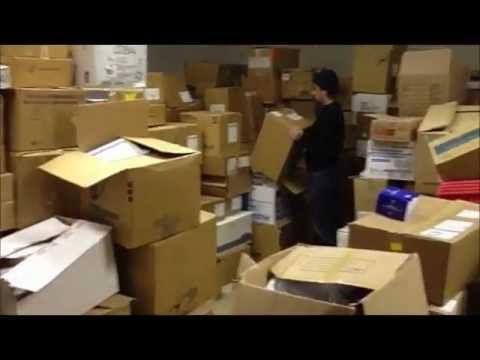Medical Supplies Warehouse, Syrian American Medical Society