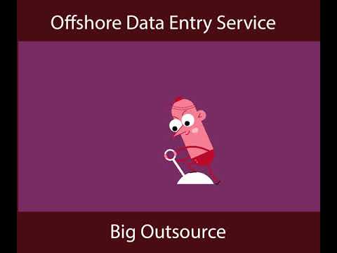 Obtain Offshore Data Entry Service | Useful Aspects of Offshore Data Entry