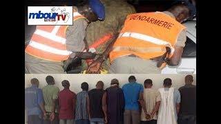 Une bande de voleurs de bétail arrêtée par des agents de la Brigade de gendarmerie de Mbour