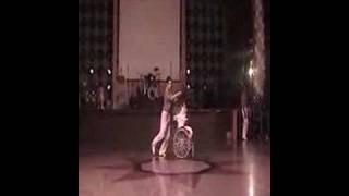 Bailando en SIlla de Ruedas