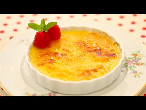Perfect Creme Brûlée 4 Ways! - Gemma's Bigger Bolder Baking Ep. 35