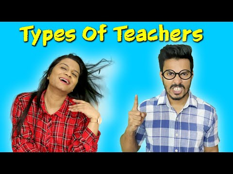 Types Of Teachers   Funny Video   Pari's Lifestyle