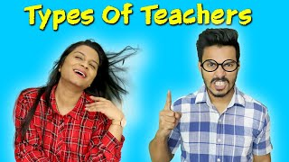 Types Of Teachers | Funny Video | Pari's Lifestyle