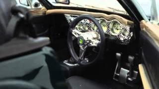 видео Коллекционная модель машины Lamborghini Superleggera, 1: 18 см.