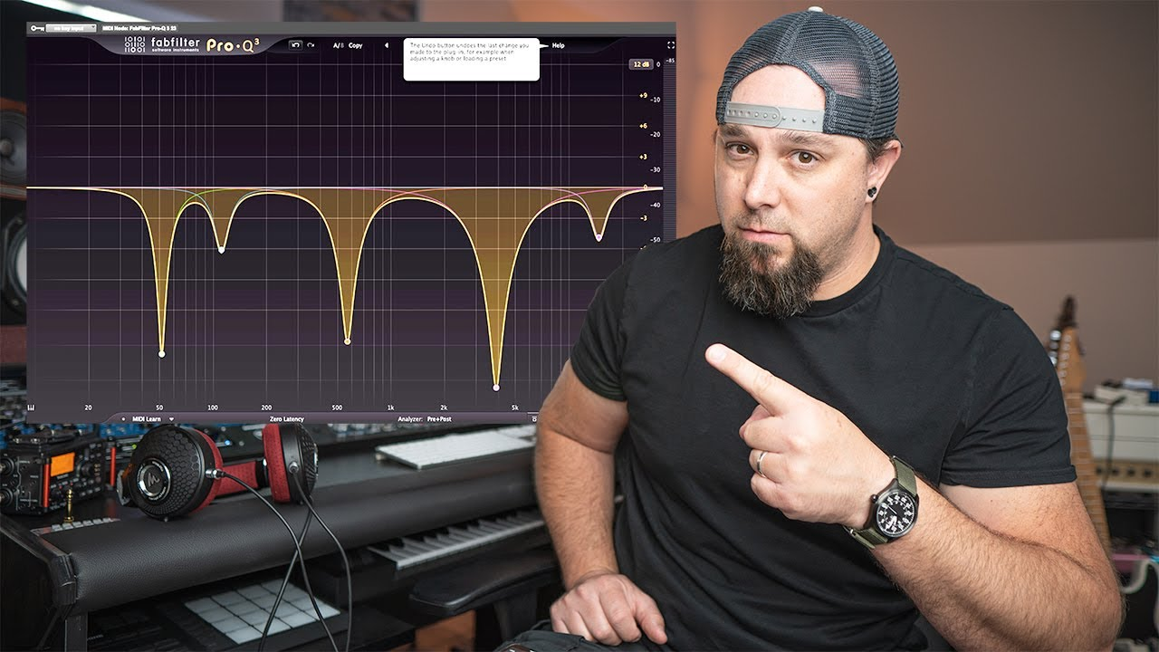 F*** THESE FREQ's (mix tutorial)