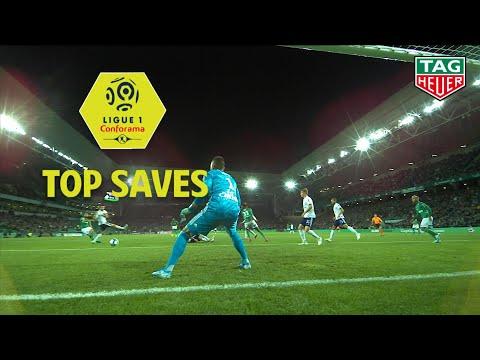Top 10 saves   season 2019-20   Ligue 1 Conforama