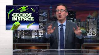 #GoGetThoseGeckos: Last Week Tonight with John Oliver (HBO)