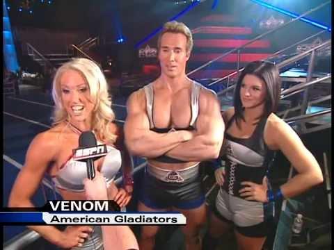 Battling the American Gladiators on ESPN