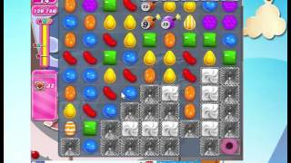 Candy Crush Saga Level 1466  NO BOOSTERS!