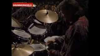 Charly Antolini: Sweet Georgia Brown - Jazz Club ZDF - Germany - 1989