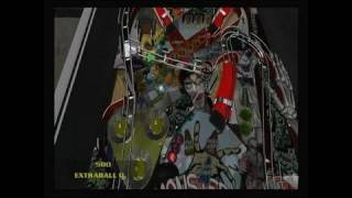Dream Pinball 3D Nintendo Wii Gameplay - Monsters