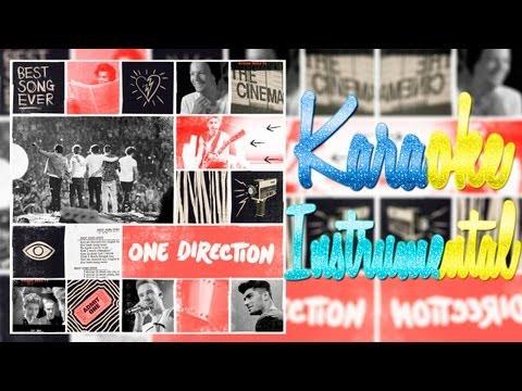 One Direction - Best Song Ever [Karaoke / Instrumental] ᴴᴰ