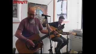 Chris Thompson - Live by Paperlate Radioshow 5-18-2014 Part 1/2