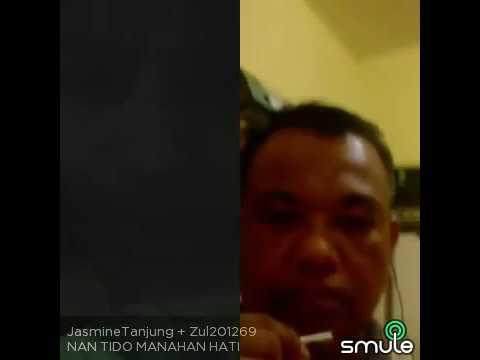 "Lagu Minang ""NAN TIDO MANAHAN HATI""(Jasmine Tanjoeng ft Zul Elka))"