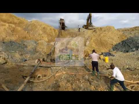 Small-Scale Mining in Ghana