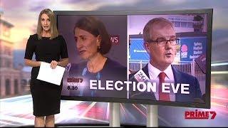 Prime7 National News - Montage (22/3/2019)