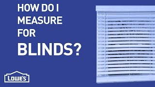 How Do I Measure For Blinds? | DIY Basics Mp3