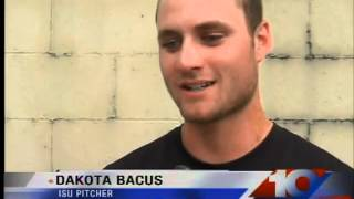 dakota bacus selected in ninth round of mlb draft